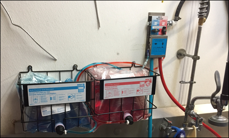 Easygenerator Ecolab Tim Hortons Installation Course